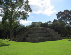Honduras and the Copan Ruins