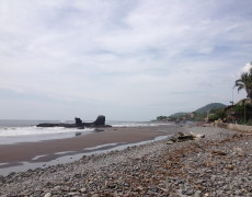 El Tunco, El Salvador and the beaches of La Libertad