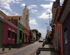 One day in Bolivar City