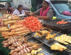 Bangkok bans street food!